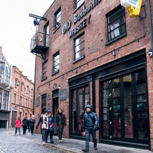 Whiskey Tour of Belfast image